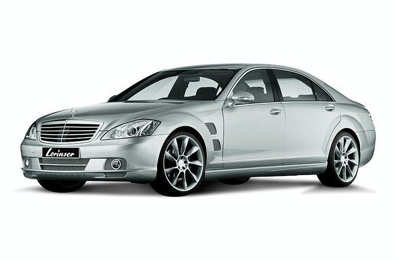 Mercedes S-Class by Lorinser