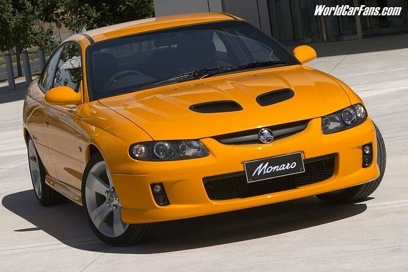 Very Last Holden Monaro Up For Auction