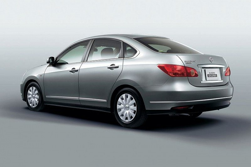 New Nissan Bluebird Sylphy Sedan Released