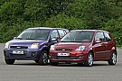 2006 Ford Fiesta and Fusion on Sale Next Weekend (UK)