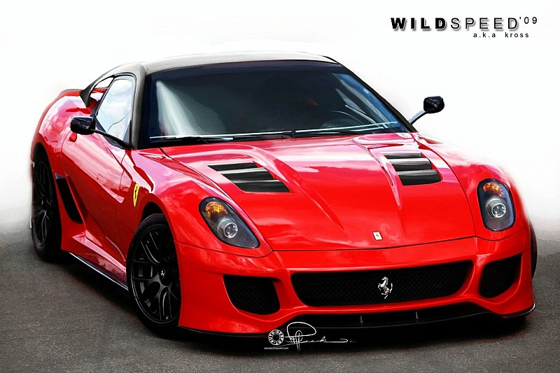 Ferrari Preparing Hardcore 599 GTO?