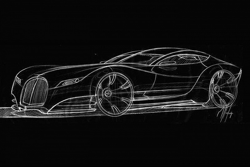 Morgan EvaGT teaser sketch surfaces
