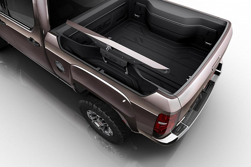 GMC Sierra All Terrain HD concept bound for NAIAS [video]