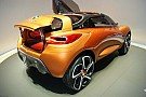 Renault Captur Concept unwrapped in Geneva