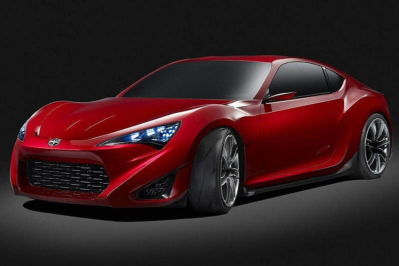 Scion talks about the FR-S concept [videos]