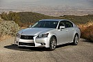 2013 Lexus GS 250 revealed