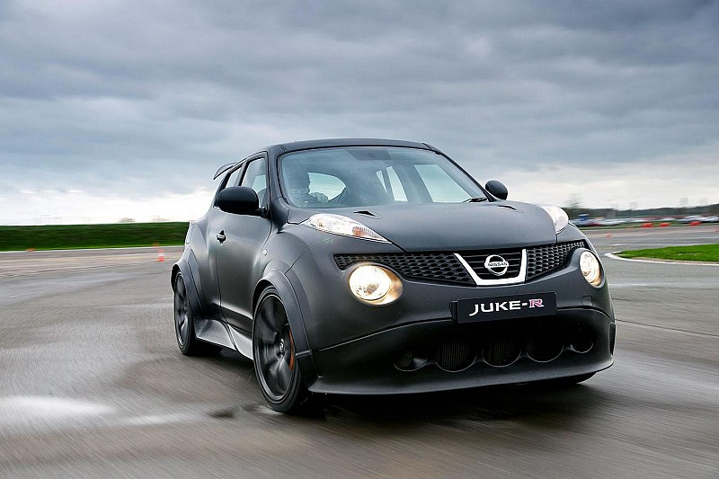 Juke-R was a rogue project and Nissan isn't happy - report