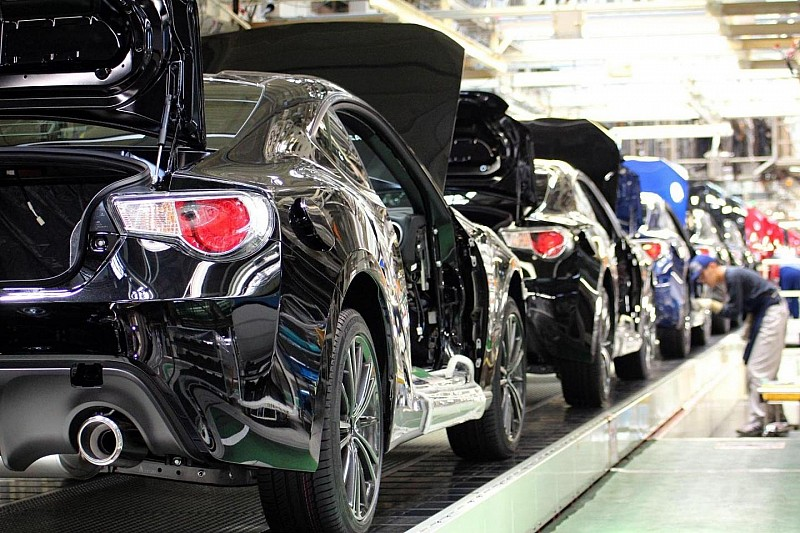 Subaru begins BRZ and GT86 production [video]