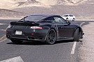2013 Porsche 911 Turbo spied in the U.S.