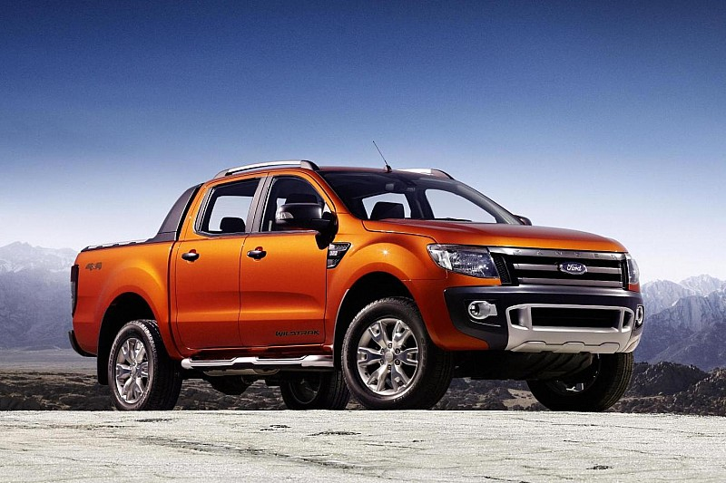 Ford Ranger wins International Pick-Up Award 2013 [video]