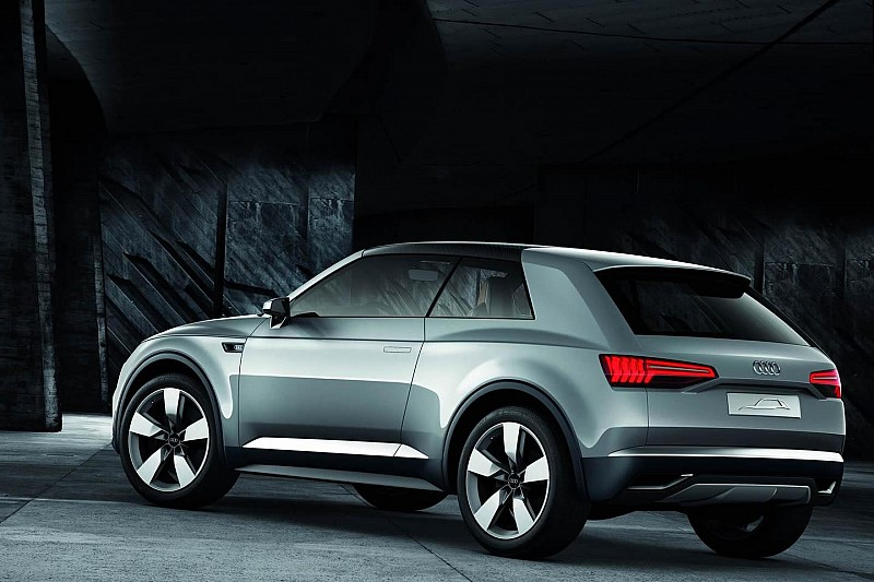 Audi considers Q2, Q4, Q6, Q8, next-gen Q7 to lose 350 kg