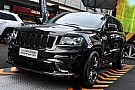 Jeep Grand Cherokee SRT8 Hyun Black Edition introduced in China