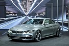 BMW 4-Series Concept Coupe unveiled in Detroit
