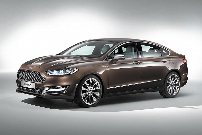 Ford Mondeo Vignale concept previews premium trim due 2015 for several models