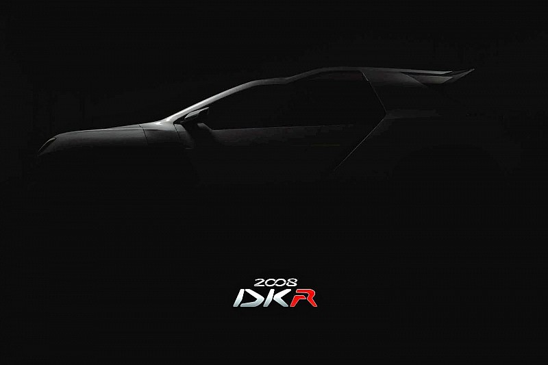 Peugeot to compete in the 2015 Dakar Rally, 2008 DKR teased