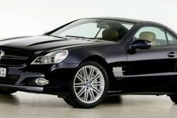 Mercedes-Benz SL 600 Facelift