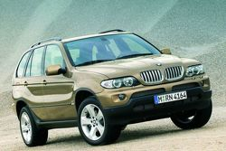 First generation BMW X5