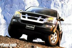 New Isuzu D-MAX