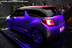 Citroen DS Inside Concept at 2009 Geneva Motor Show