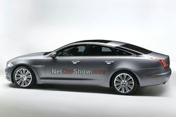 2010 Jaguar XJ leaked photos - 800