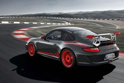 2010 Porsche 911 GT3 RS facelift wallpapers - 1600