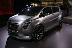 GMC Granite Concept live at 2010 Detroit Auto Show 11.01.2010