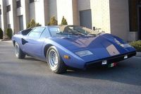 For Sale: Lamborghini LP400 Countach 'Periscopo' 1976