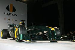 Lotus T127 - Lotus Cosworth Racing Launch, 12.02.2010, London, England