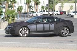 2012 Hyundai Genesis Coupe spy photo - 15.8.2011