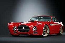 One-off Ferrari F-340 Competizione by Gullwing America