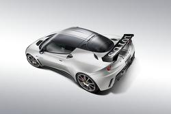 Lotus Evora GTE Road Car concept 15.8.2011