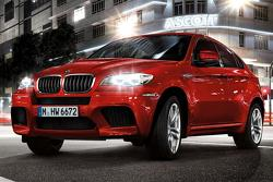 2013 BMW X6 M facelift 26.1.2012
