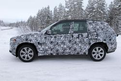 2014 BMW X5 spy photo 10.2.2012