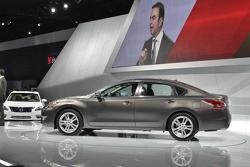 2013 Nissan Altima live in New York 04.04.2012