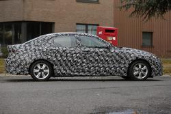 2014 Lexus IS spy photo 04.10.2012 / Automedia