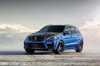 TopCar reveals Mercedes-Benz ML 63 AMG Inferno