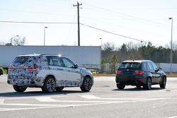 2014 BMW X5 spy photo 25.3.2013