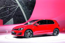 2013 Volkswagen Golf GTD at 2013 Geneva Motor Show