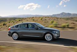 2014 BMW 5-Series facelift lineup 19.05.2013