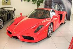 Ferrari Enzo previously owned by Michael Schumacher