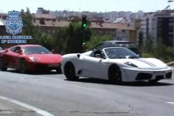 Ferrari replicas seized by Spanish police 05.8.2013