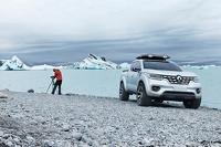 Renault Alaskan concept unveiled, previews global Duster Oroch