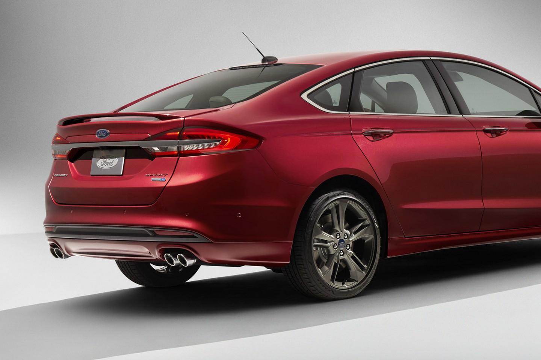 American Honda Motor Company >> USA] Ford Fusion Facelift 2017 - Novità Auto e Nuovi Modelli - Autopareri